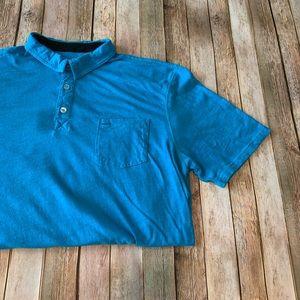 Hurley men's short sleeve polo shirt